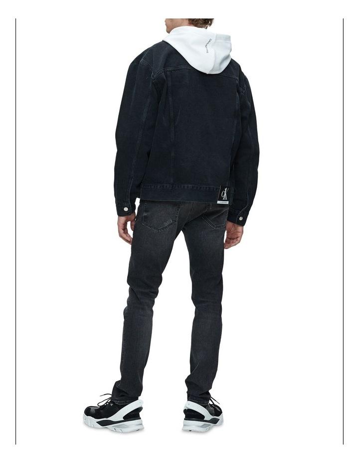 Oversized Foundation Denim Jacket image 3