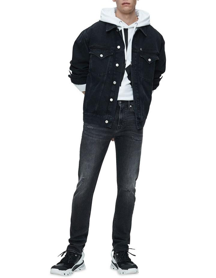Oversized Foundation Denim Jacket image 5