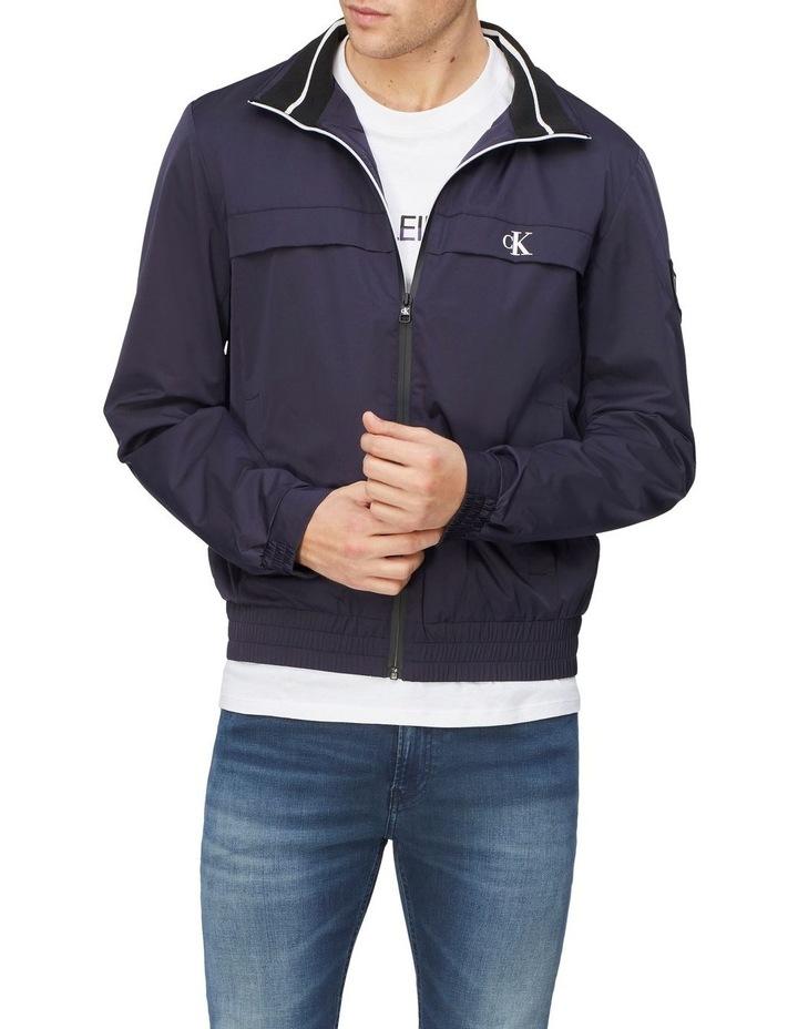 Zip Up Harrington Jacket image 1
