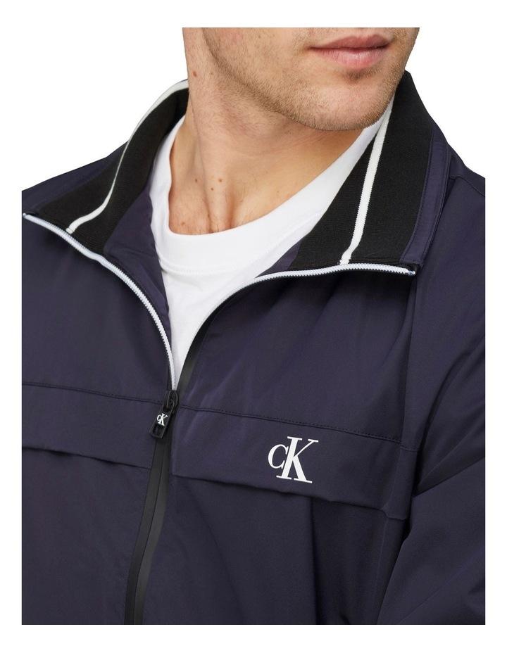 Zip Up Harrington Jacket image 3