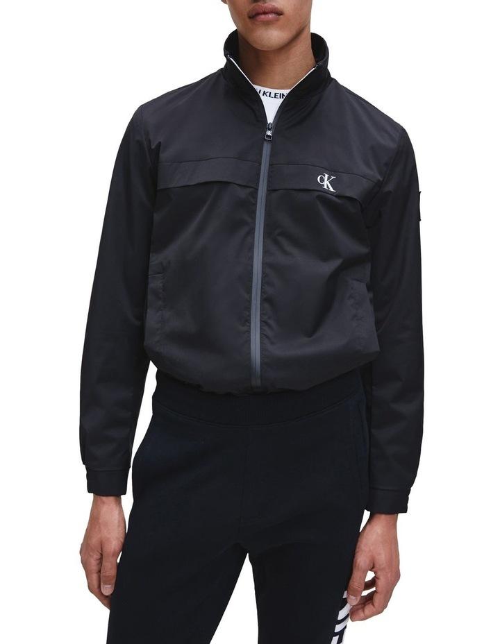 Zip Up Harrington Jacket image 5