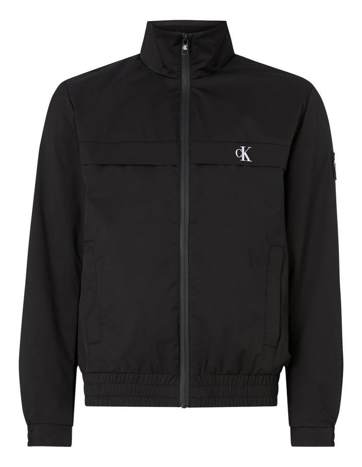 Zip Up Harrington Jacket image 7