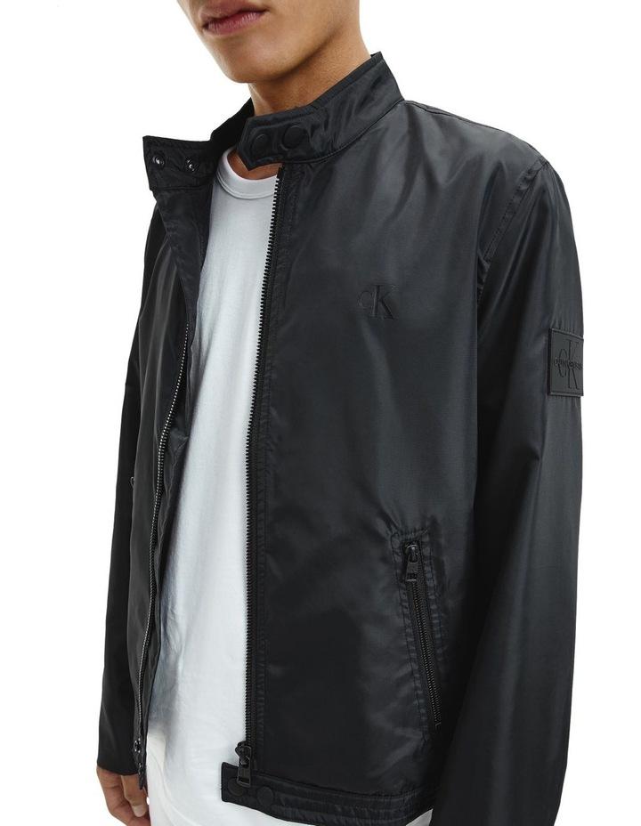 Nylon Biker Jacket image 4