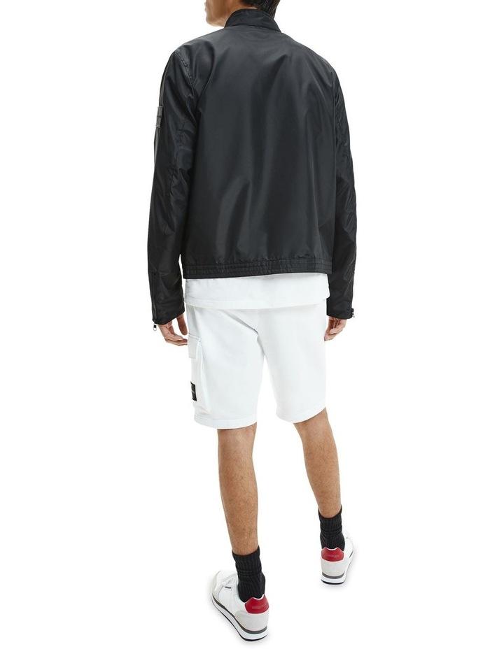 Nylon Biker Jacket image 5