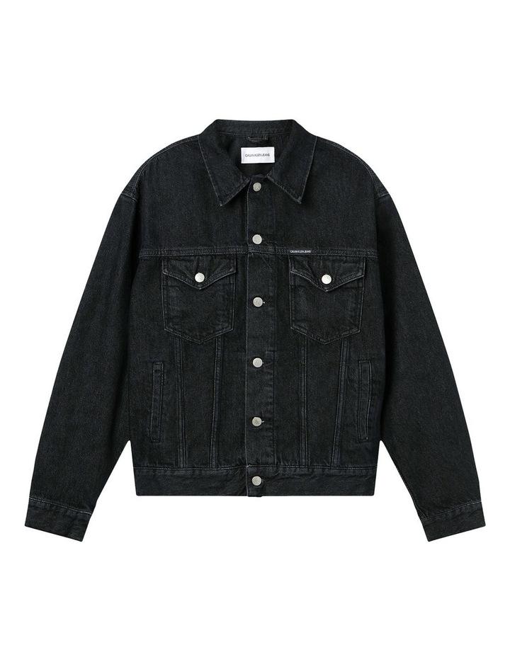 Dad Denim Jacket image 5