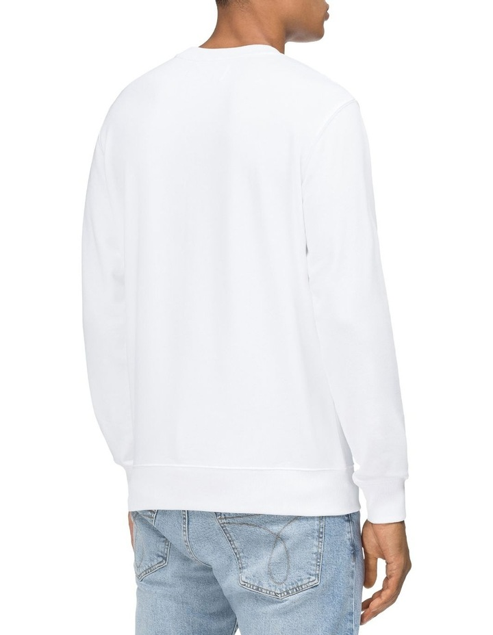 Institutional Rubber Box Cn Sweat Top image 2