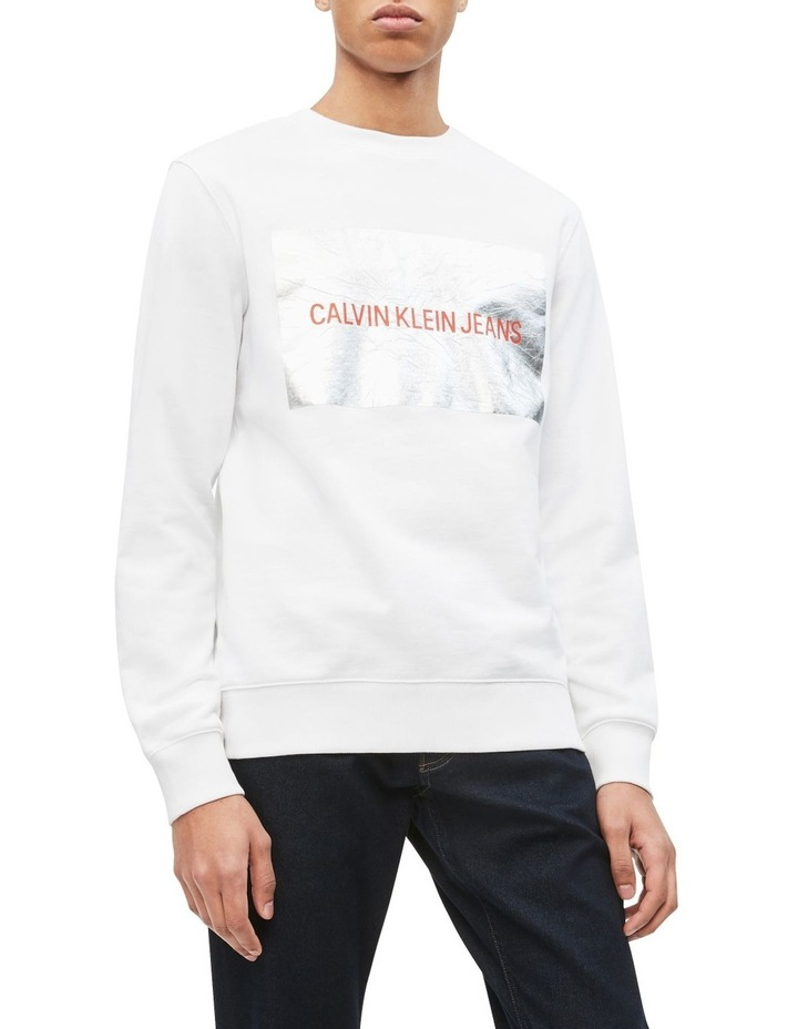 Institutional Silver Sweat image 1
