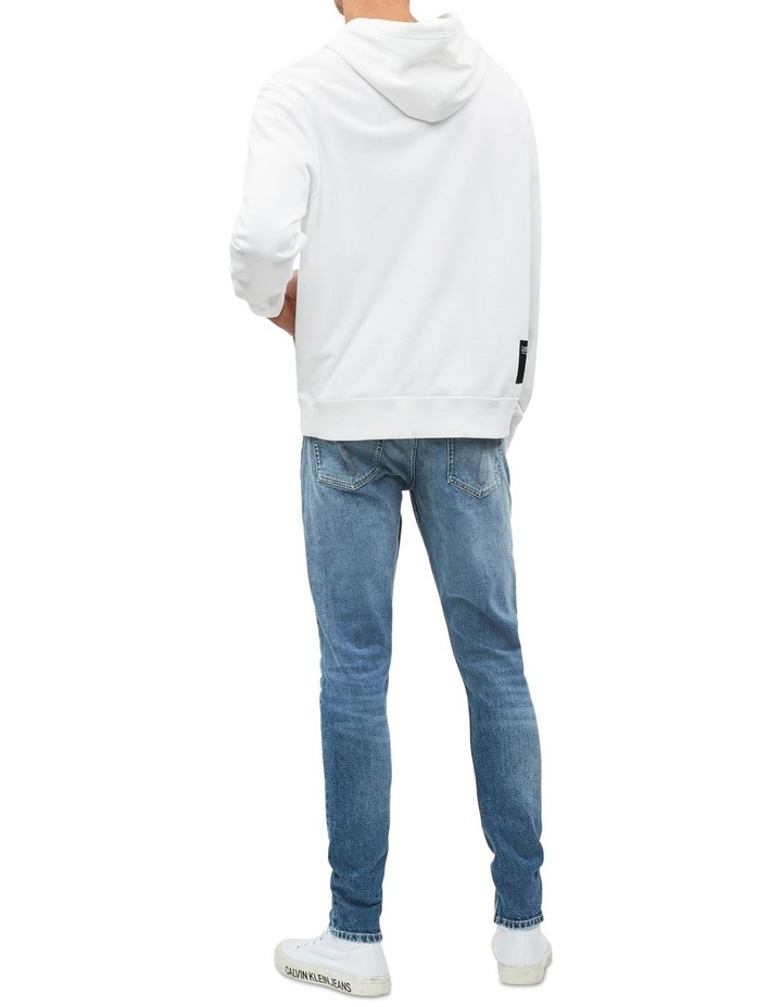 Logo Relaxed Hoody image 3