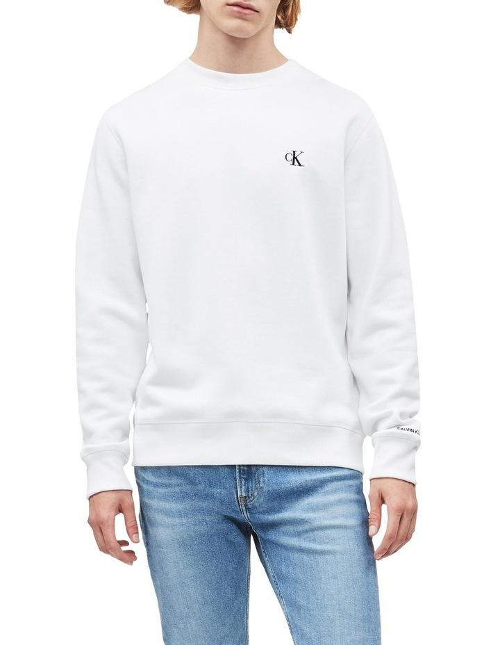 Cotton Blend Fleece Sweatshirt image 1