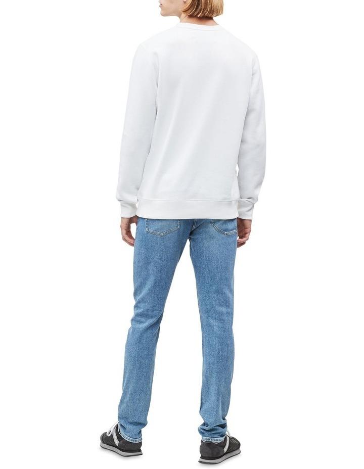 Cotton Blend Fleece Sweatshirt image 2