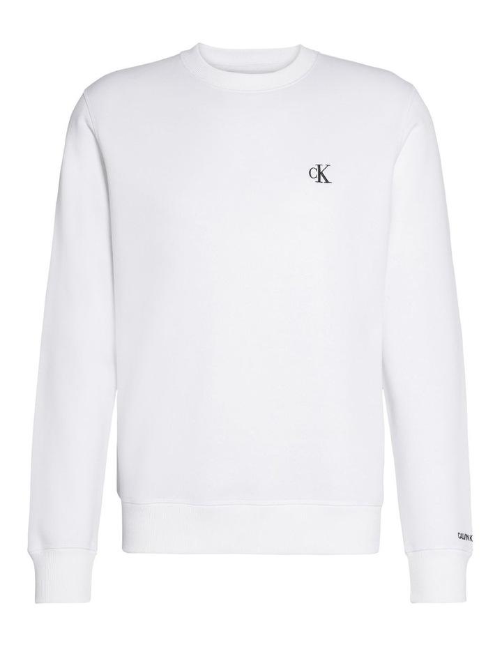 Cotton Blend Fleece Sweatshirt image 3
