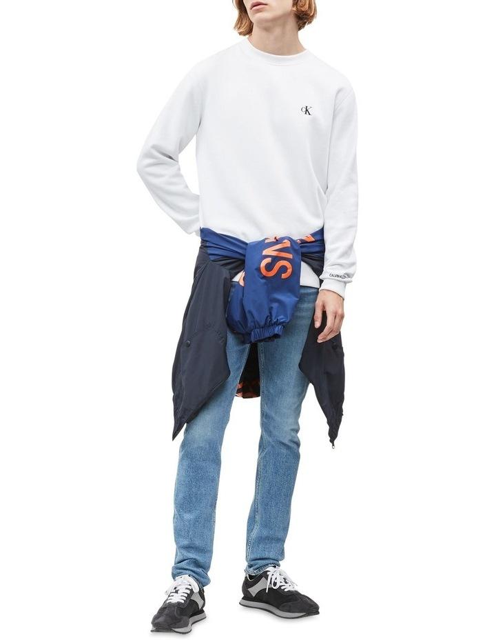 Cotton Blend Fleece Sweatshirt image 5