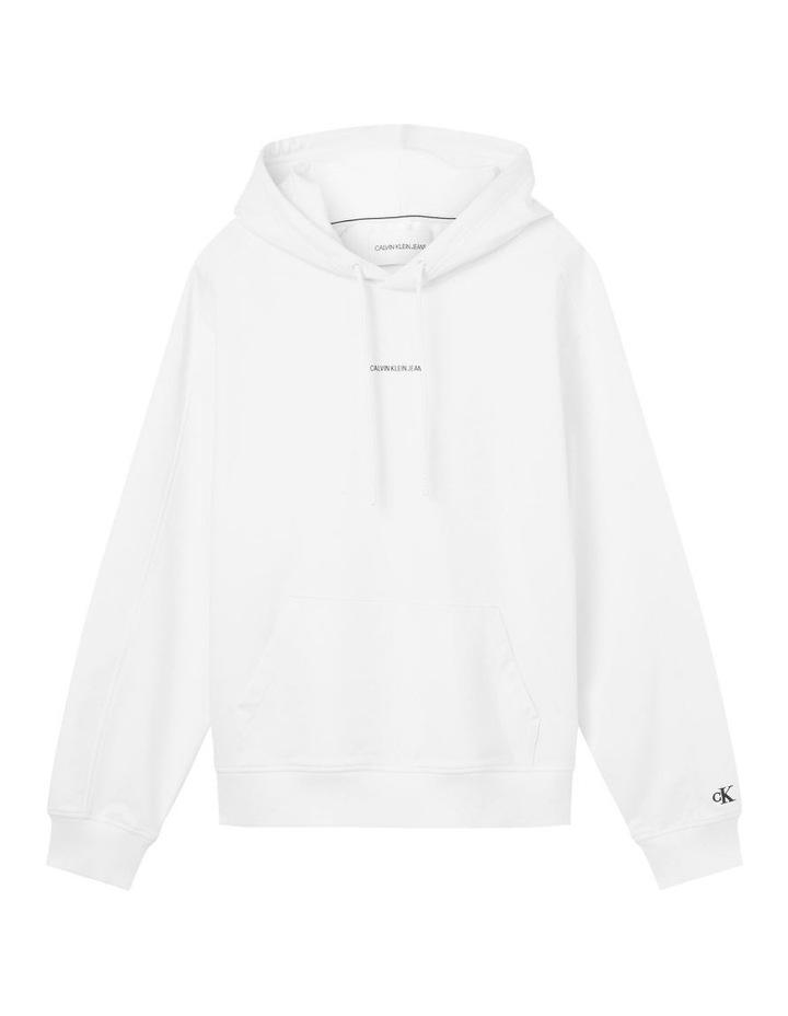 Micro Branding Hoodie image 6