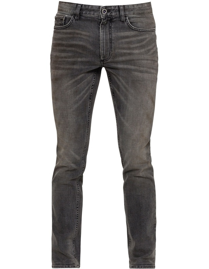 Slim Lead Black 5 Pkt Jean image 3