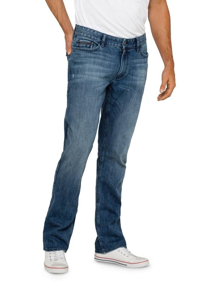 447d934991 Calvin Klein Jeans   Slim Straight Jean In Dekalb Blue   MYER