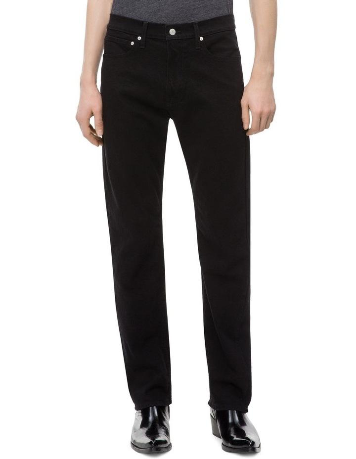 Calvin Klein Straight Cut Black Jean image 1