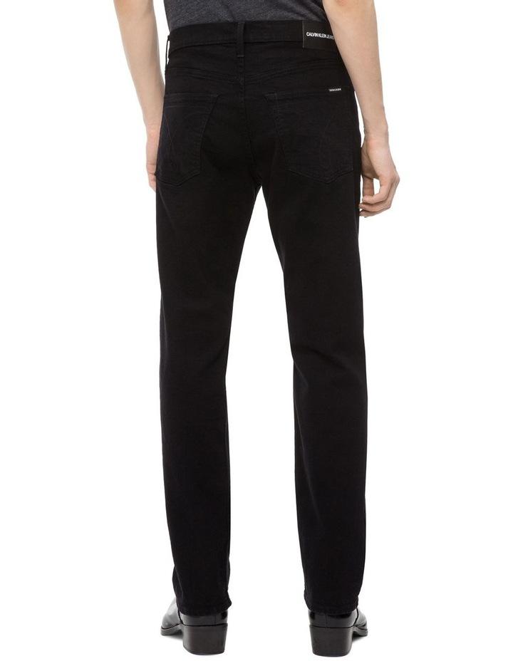 Calvin Klein Straight Cut Black Jean image 4
