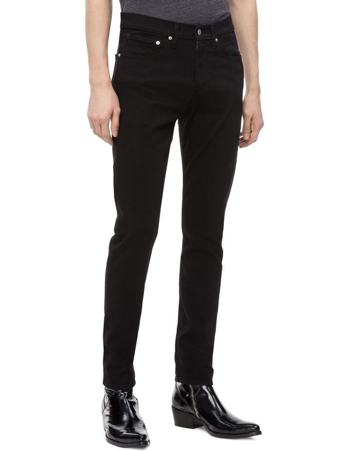Calvin Klein Straight Cut Black Jean image 5