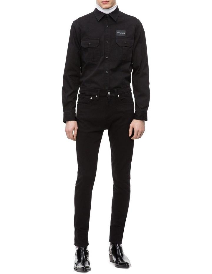 Calvin Klein Straight Cut Black Jean image 6
