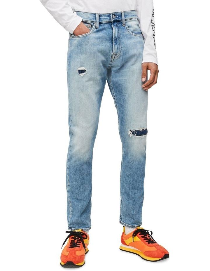 056 Athletic Taper Jean image 1