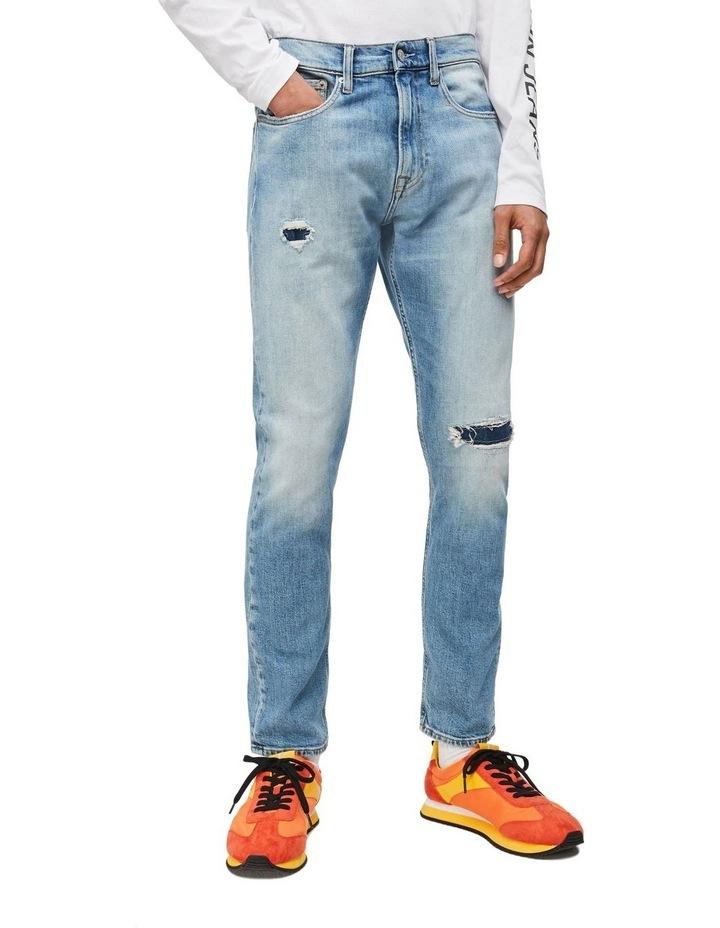 056 Athletic Taper Jean image 4