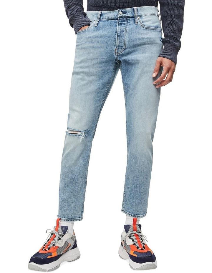 026 Slim Crop Jean image 2