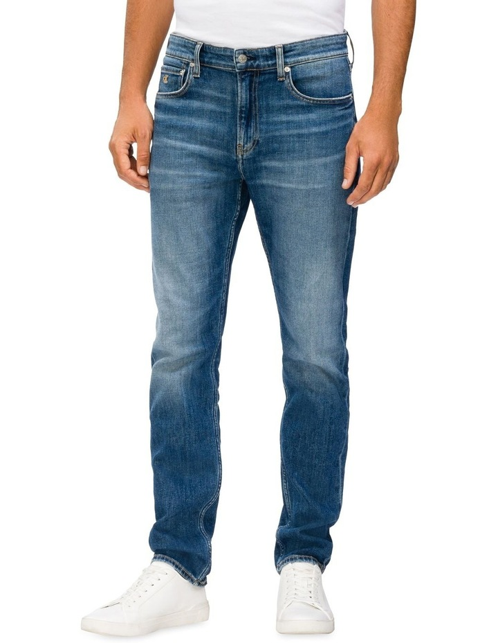 Slim Taper Jeans image 1