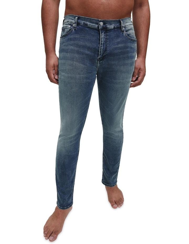 Plus Size Skinny Jeans image 1