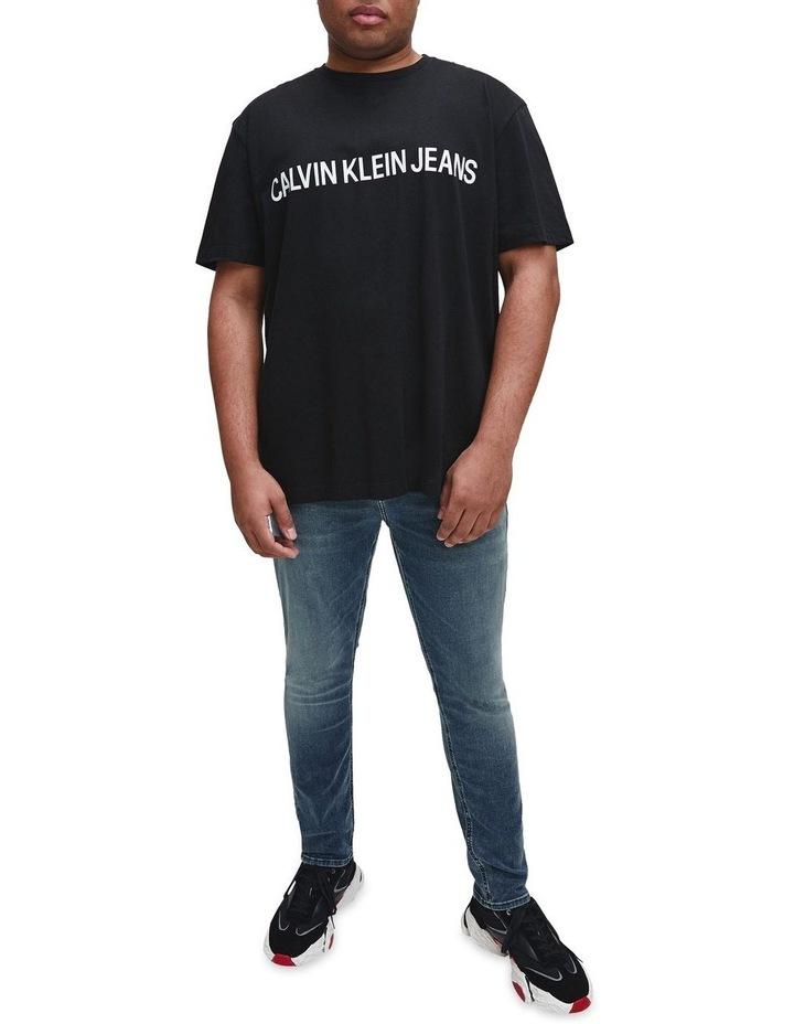 Plus Size Skinny Jeans image 4