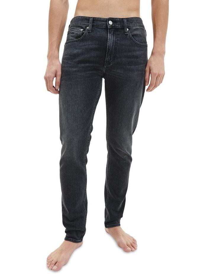 Slim Tapered Jeans image 1