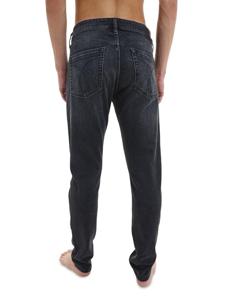 Slim Tapered Jeans image 4