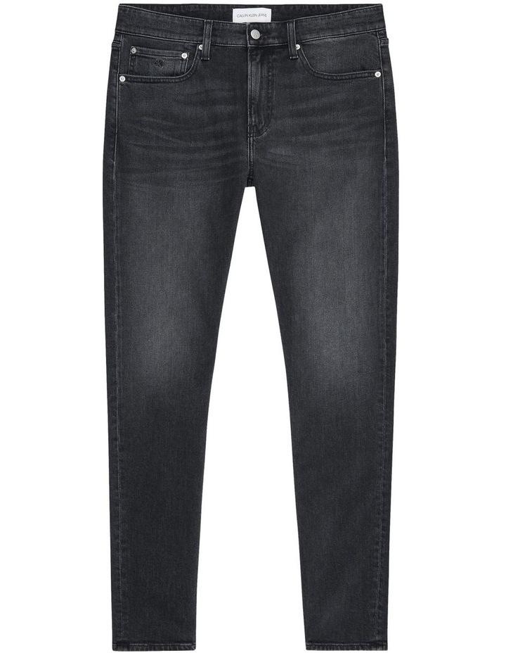 Slim Tapered Jeans image 5