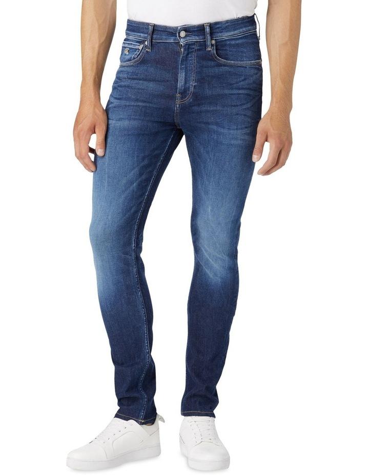 Skinny Jeans Dark Blue image 1