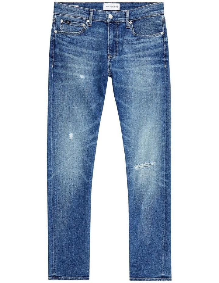 Slim Jeans Blue image 5