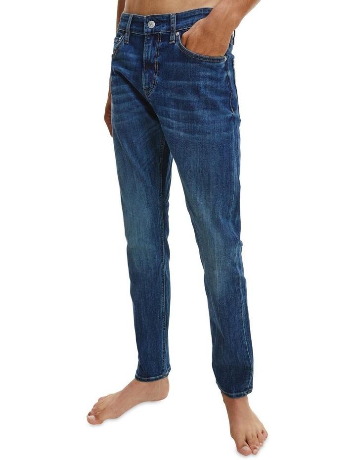 Slim Jean  Blue image 1