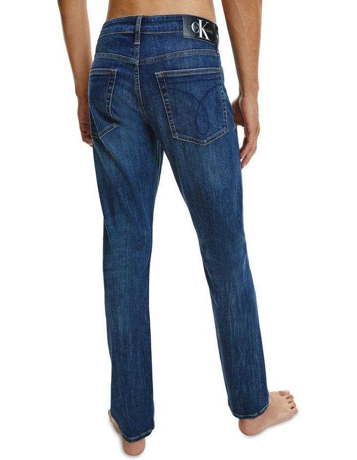 Slim Jean  Blue image 3