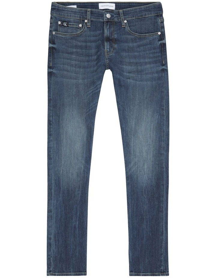 Slim Jean  Blue image 4