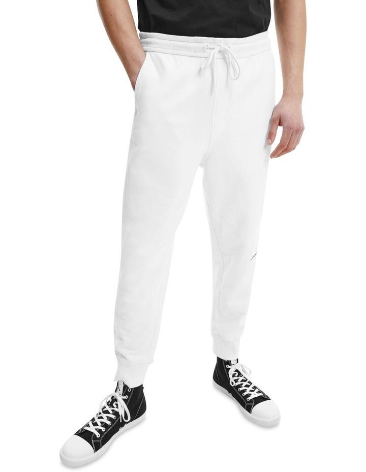 Micro Branding Hawk Pant White image 2
