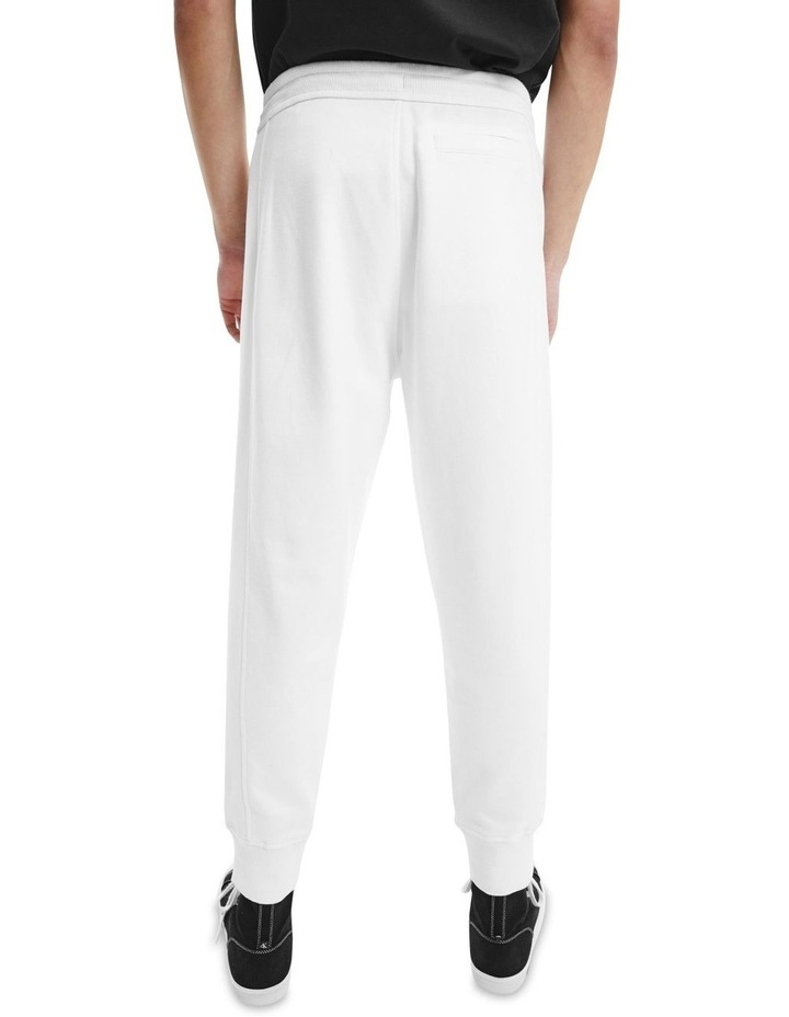 Micro Branding Hawk Pant White image 4