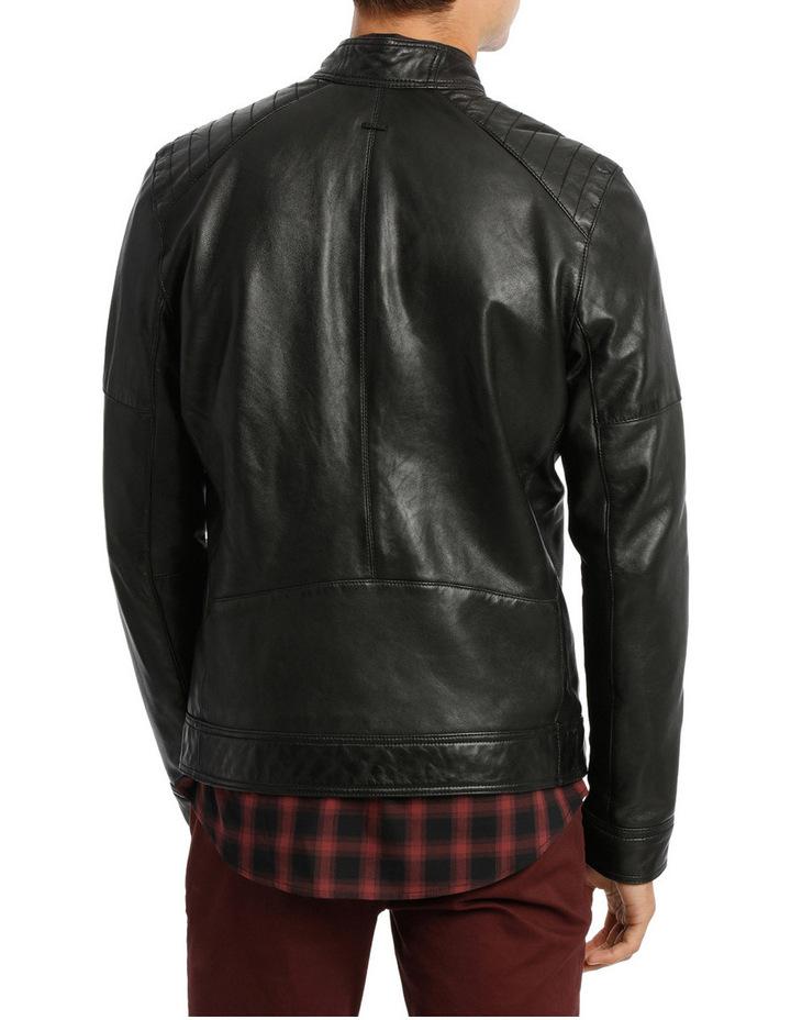 Golden Company Leather Biker Jacket image 3