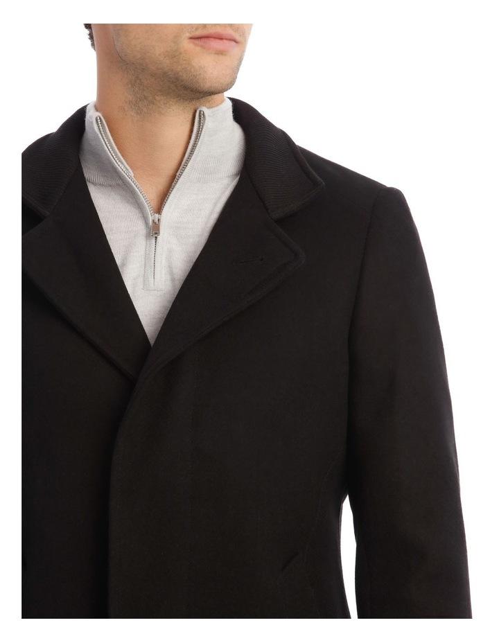 Belvedere Funnel Melton Coat image 4