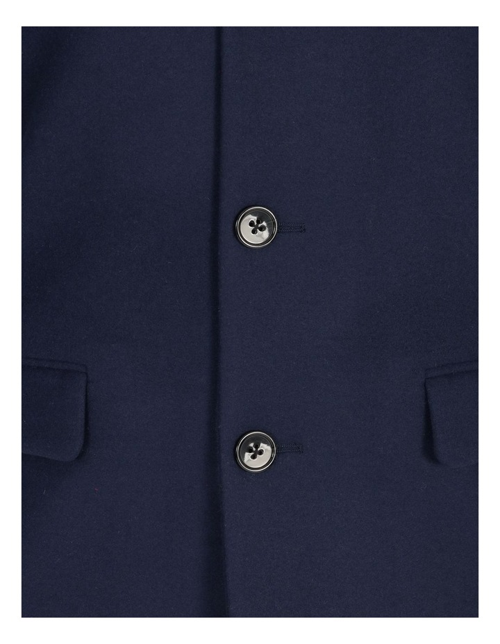 Semmering Derby Coat In Cobalt image 5