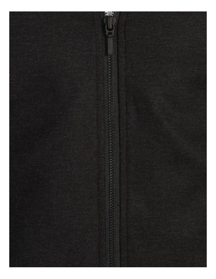 Jackson Textured Bomber - Black image 5
