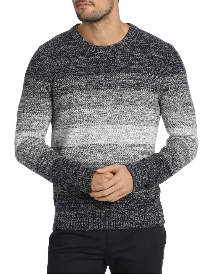 Crasters Keep Textured Crew Knit image 1