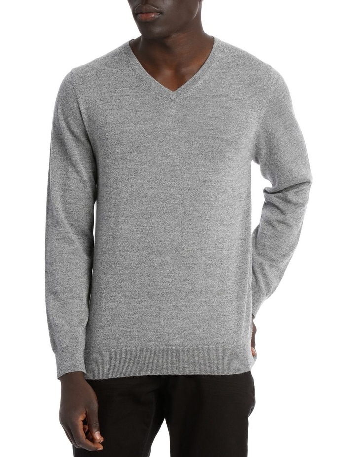 JONES PLAIN MERINO KNIT image 1