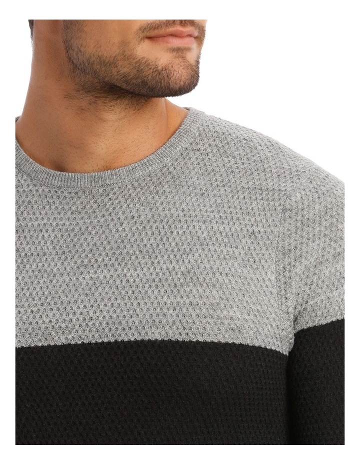 Void Block Stripe Knit image 2