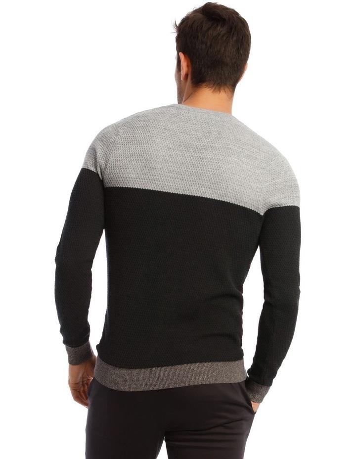 Void Block Stripe Knit image 4