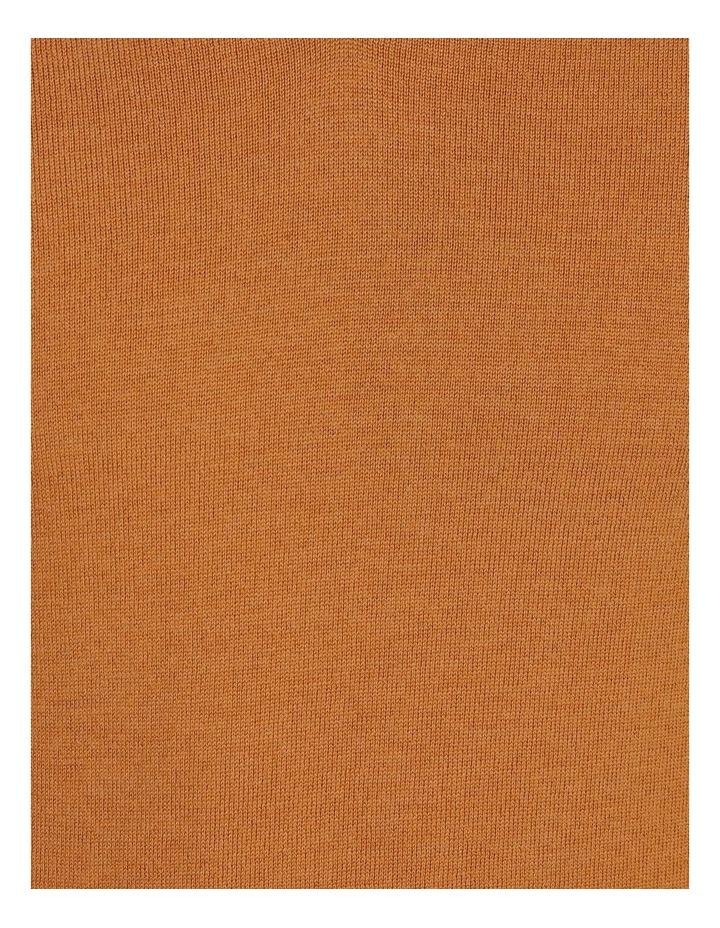 Plain Merino Knit - Tobacco image 5