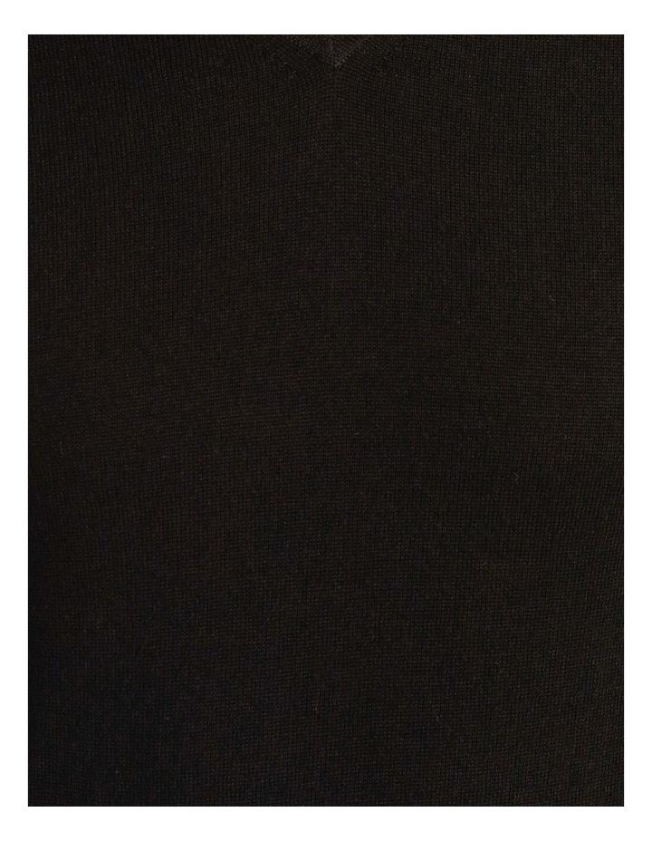 Jones Merino Knit Black image 5