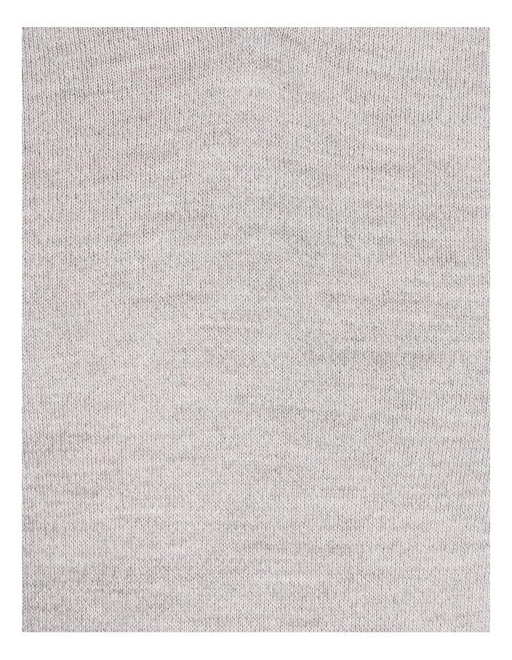 Plain Merino Knit - Steel image 5